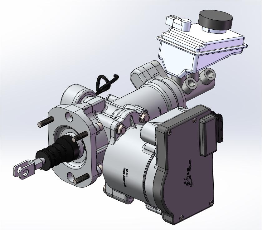EBS电动伺服制动助力器